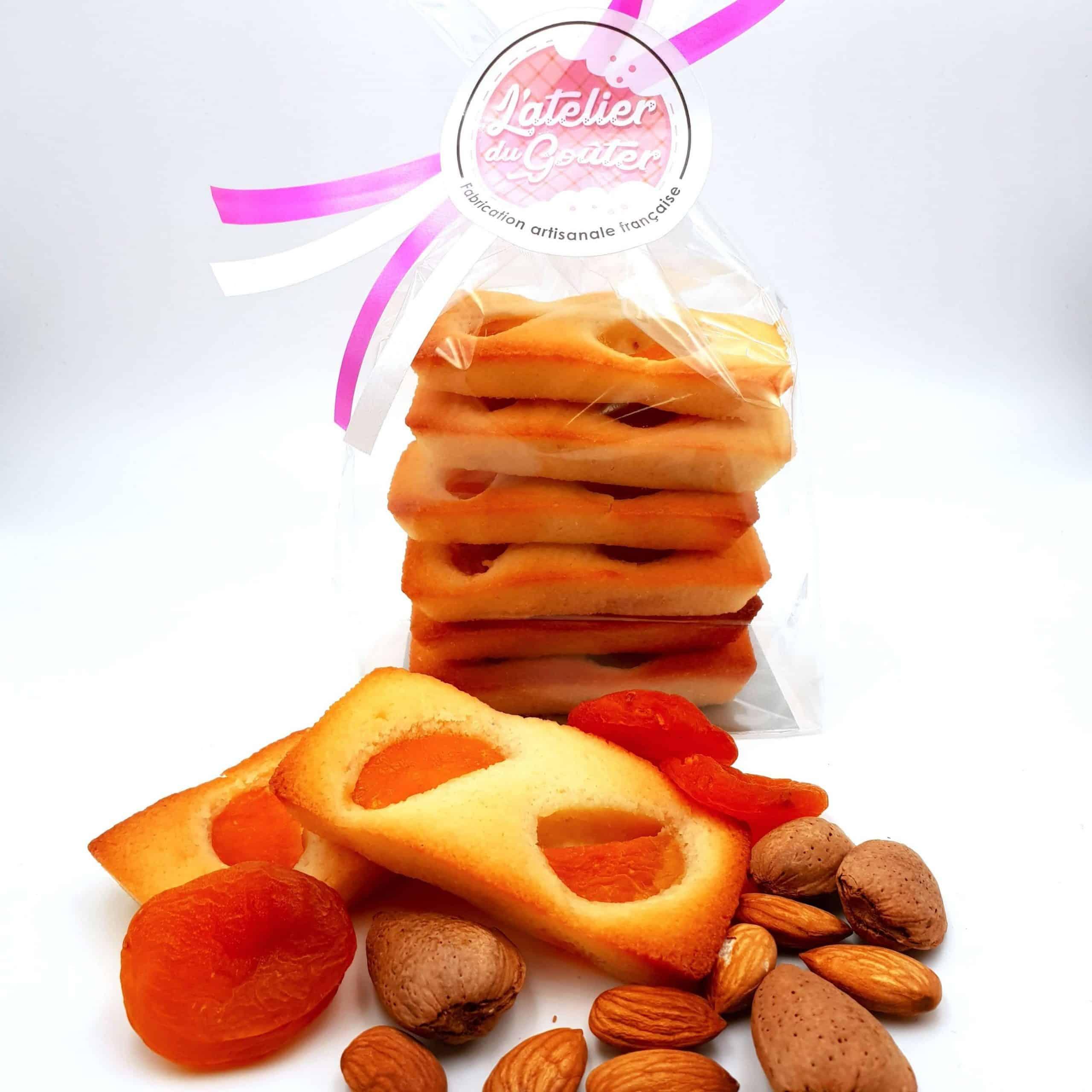 Financier abricot