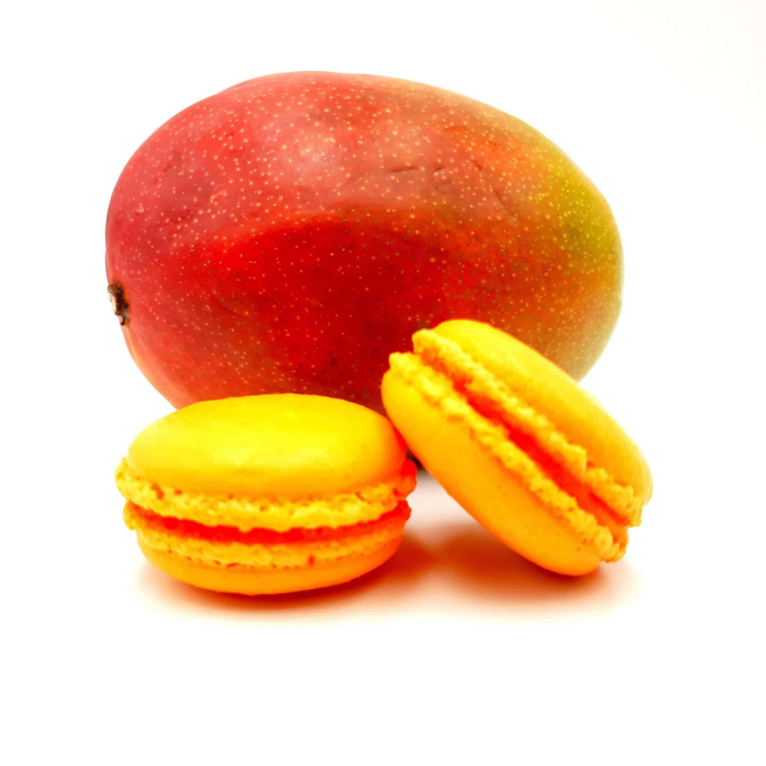 Macaron mangue
