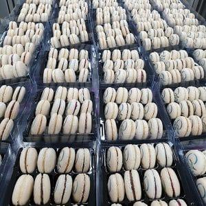 Commande de macarons personnalisés