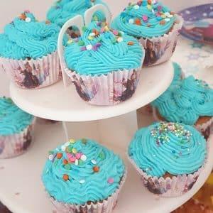 Cupcake pour un anniversaire de garçons